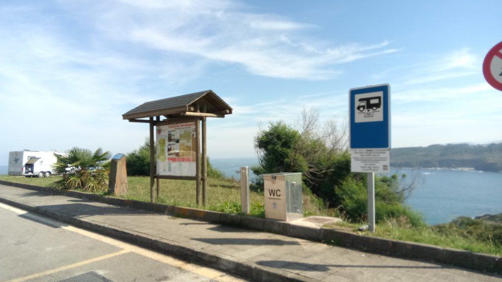 Asturias Ortiguera Area De Ortiguera