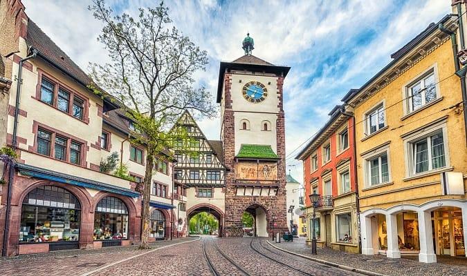 schwabentor-freiburg-alemanha